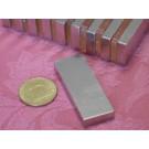 מגנט ניאודימיום בלוק - אורך 50 מ''מ, רוחב 18 מ''מ, גובה 6 מ''מ (NB-1600)