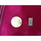 מגנט ניאודימיום בלוק - אורך 15 מ''מ, רוחב 8 מ''מ, גובה 2 מ''מ (NB-1100)
