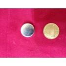מגנט ניאודימיום דיסק - קוטר 25 מ''מ, גובה 12 מ''מ (ND-2400)